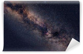 Vinylová Fototapeta Hvězdné noční oblohy