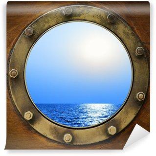 Fototapeta Winylowa Iluminator łodzi