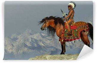 Vinylová Fototapeta Indický Proud Eagle