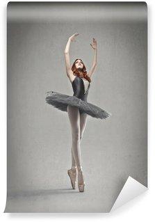 Vinylová Fototapeta Indigo Ballerina