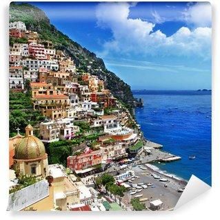 Vinylová Fototapeta Italská krajina-Positano, Amalfi Coast