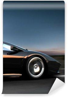 Vinylová Fototapeta Italská sportovní vůz