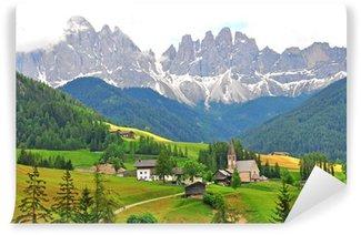 Vinylová Fototapeta Italské Alpy