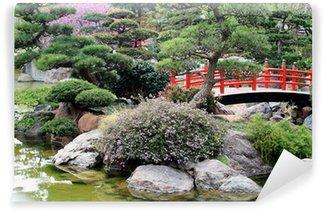 Vinylová Fototapeta Japonská zahrada