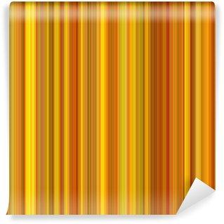 Vinylová Fototapeta Jasné odvážné oranžové svislé pruhy abstraktní pozadí.