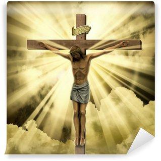 Vinylová Fototapeta Ježíš kristus