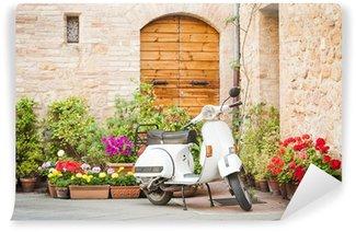 Vinylová Fototapeta Jeden z nejpopulárnějších dopravu v Itálii, ročník Vespa