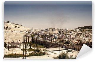 Vinylová Fototapeta Jeruzalém, Izrael