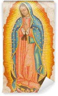 Vinylová Fototapeta Jeruzalém - mozaika Panny Marie Guadalupské v Dormition opatství