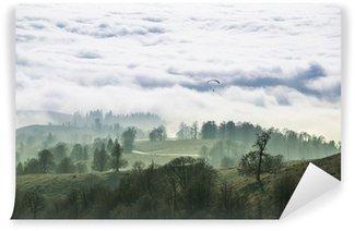 Fototapeta Vinylowa Jesień nad chmurami