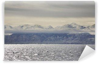 Fototapeta Winylowa Jeziora Issyk-Kul. Kirgistan