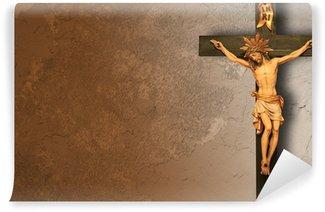 Fototapeta Vinylowa Jezus am Kreuz