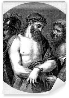 Fototapeta Vinylowa Jezus torturowany