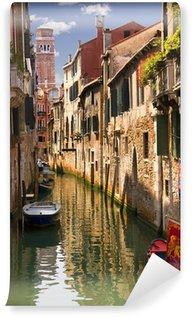 Vinylová Fototapeta Kanály v Benátkách