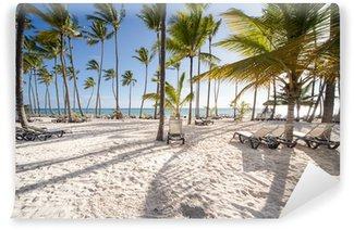 Fototapeta Vinylowa Karaiby plaży