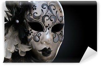 Vinylová Fototapeta Karnevalové masky v Benátkách