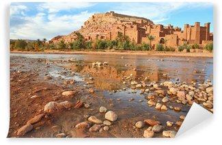 Vinylová Fototapeta Kasbah Ait Benhaddou, Maroko
