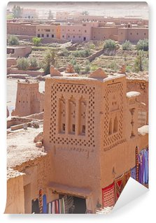 Vinylová Fototapeta Kasbah v Ait Ben Haddou, Maroko