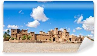 Vinylová Fototapeta Kasbah v Ouarzazate
