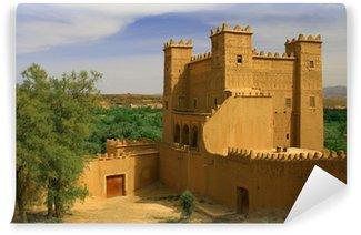 Vinylová Fototapeta Kasbah v údolí Dades, Maroko