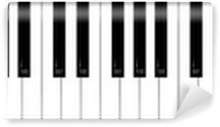 Vinylová Fototapeta Klavíru