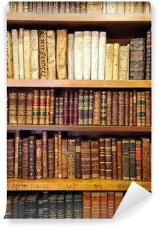 Vinylová Fototapeta Knihovna, knihovna, staré knihy
