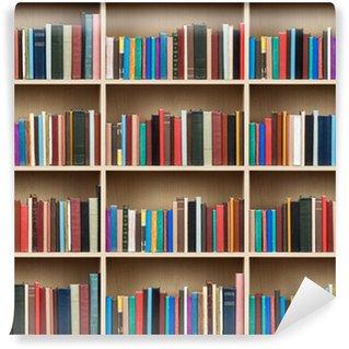 Vinylová Fototapeta Knihy