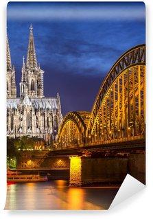 Vinylová Fototapeta Kolín nad Rýnem Německo