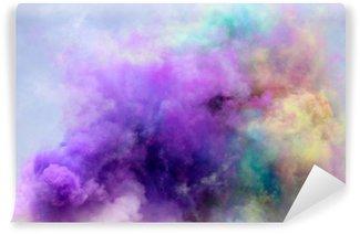 Fototapeta Winylowa Kolorowe dymu