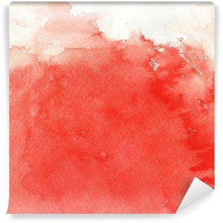 Fototapeta Winylowa Kolorowe tło akwarela.
