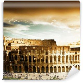 Vinylová Fototapeta Koloseum v Římě, Itálie