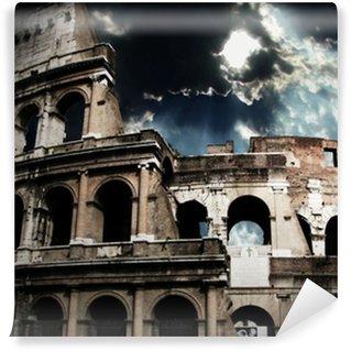 Vinylová Fototapeta Koloseum v Římě