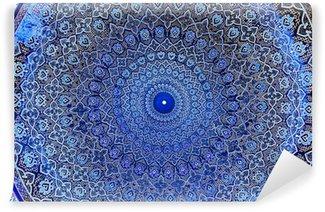Vinylová Fototapeta Kopule mešity, orientální ornamenty