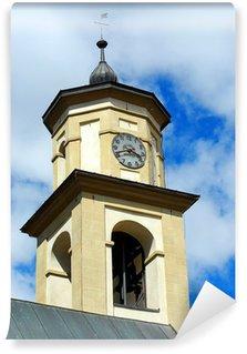Fototapeta Winylowa Kościół SS. Antonio Abate, Livigno