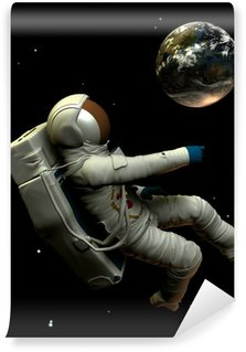 Vinylová Fototapeta Kosmonaut 8