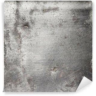 Vinylová Fototapeta Kov textury