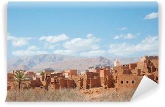 Vinylová Fototapeta Krajina Maroka