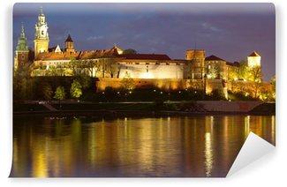 Vinylová Fototapeta Krakov město v Polsku, v Evropě