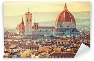 Vinylová Fototapeta Krásná Florence