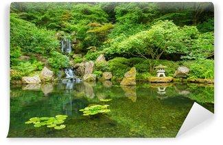 Vinylová Fototapeta Krásná japonská zahrada