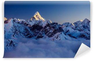 Vinylová Fototapeta Krásná krajina hor Himaláje