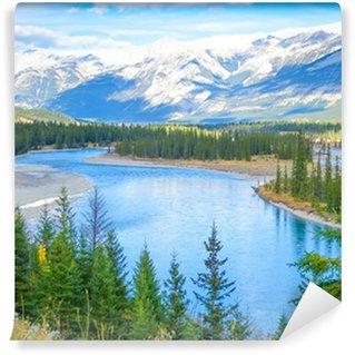 Vinylová Fototapeta Krásná krajina Kanadský, Alberta, Kanada