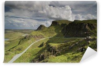 Vinylová Fototapeta Krásná Quiraing pohoří v Isle of Skye, Skotsko