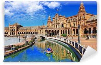 Vinylová Fototapeta Krásná Sevilla, Španělsko