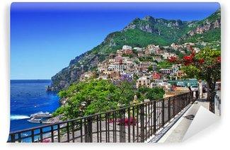 Vinylová Fototapeta Krásné Positano, Amalfi pobřeží Itálie