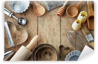 Vinylová Fototapeta Kuchyňské nádobí
