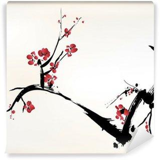 Vinylová Fototapeta Květ obraz