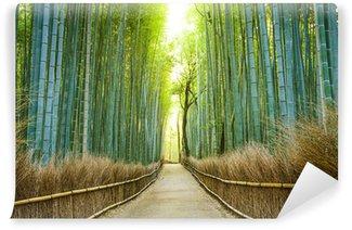 Vinylová Fototapeta Kyoto, Japan Bamboo Forest