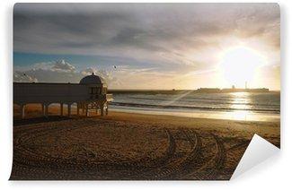 Vinylová Fototapeta La Caleta při západu slunce