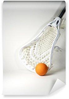 Vinylová Fototapeta Lacrosse hůl a míček